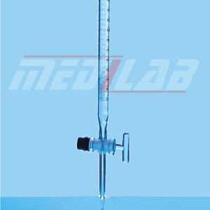 Burette with Glass Stopcock