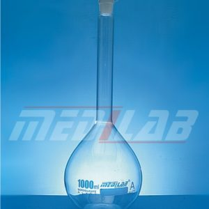 Volumetric Flask, with PP Stopper, Class 'B'