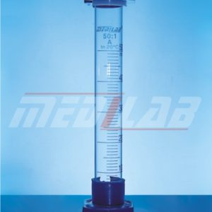Measuring Cylinder with PE Base, Class A