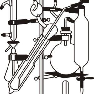 Micro Kjeldhal Nitrogen Distillation Apparatus (Prergal's)