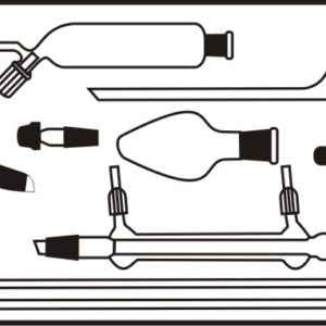 Set 27 BU/M Organic Chemistry Kit