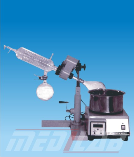 Rotary Vacuum Film Evaporator, 'Digital Diagonal'