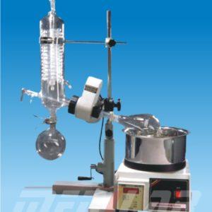 Rotary Vacuum Film Evaporator, 'Digital Vertical'