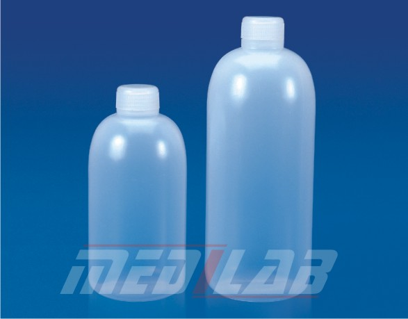 Reagent Bottles (Narrow Mouth), PP