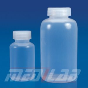 Reagent Bottles (Wide Mouth), PP