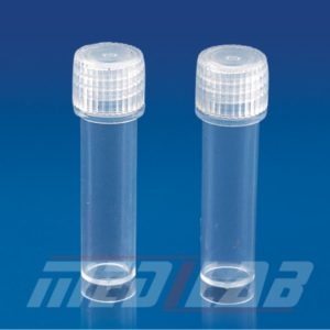 Storage Vial With O-Ring