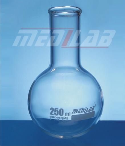 Flask Round Bottom Narrow Neck