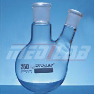 Flask, Round Bottom / Flat Bottom, Single Neck