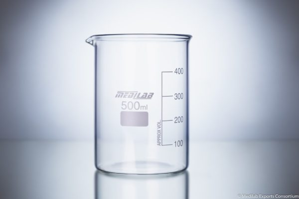 Beaker Low Form