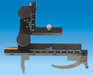 Top Mounting Detachable Mechanical Stage