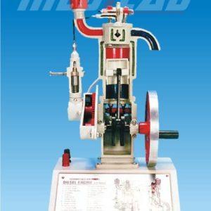 4 Stroke Diesel Engine Mode
