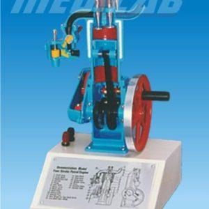 4 Stroke Petrol Engine Mode