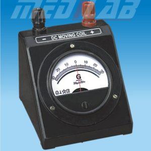 Galvanometer, Round