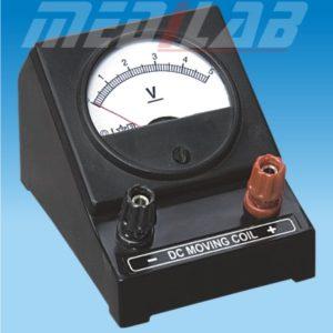 Voltmeter, Front Terminal
