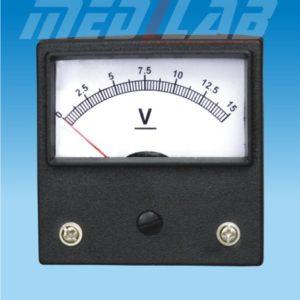 Voltmeter, Square