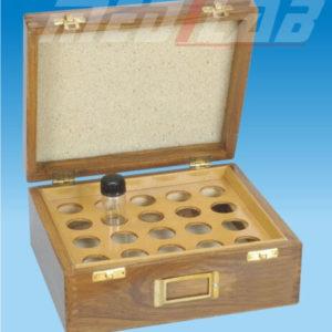 Insect Specimen Tube Box