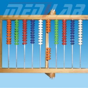 Abacus Junior 10-Rows
