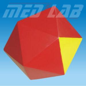 3D Model Of Icosahedron