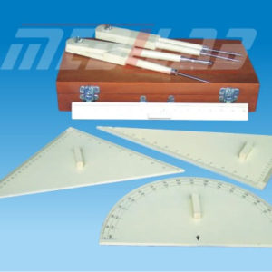 Black Board Instruments Box