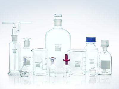 Medilab Glass Bottles
