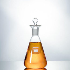 Iodine Flask