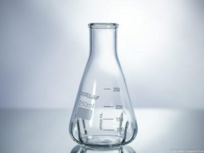 Baffled Erlenmeyer Flask