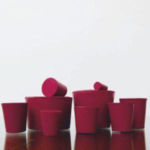 Natural Rubber Solid Corks