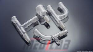 Medilab Glass Adapter