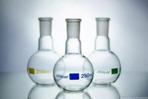 Coloured Flasks-Medilab