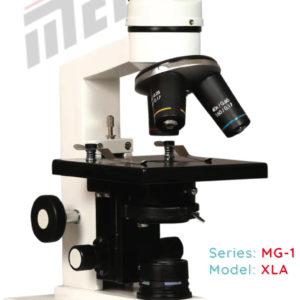 STANDARD COMPOUND MICROSCOPES (SERIES MG-1 XLA)