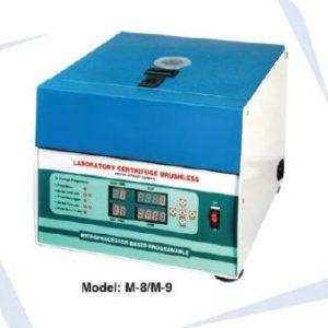 Medical-Clinical Centrifuge with Brushless Motor