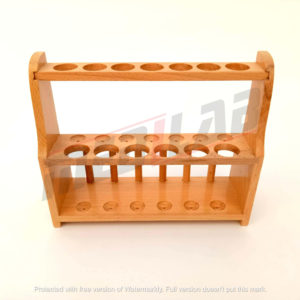 Three Layer Test Tube Stand