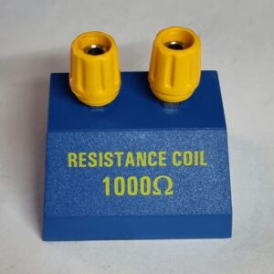 Resistance Coil, Tapered