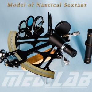 Nautical Sextant Model